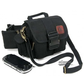 black Canvas bag for men and women