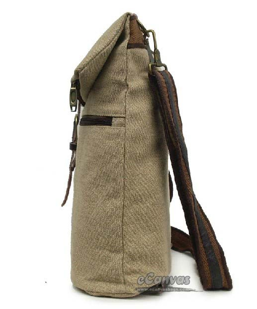 Shoulder strap backpack black, beige over the shoulder messenger ...