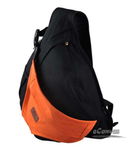 0a1c18669887 ... orange Backpack with one strap ...