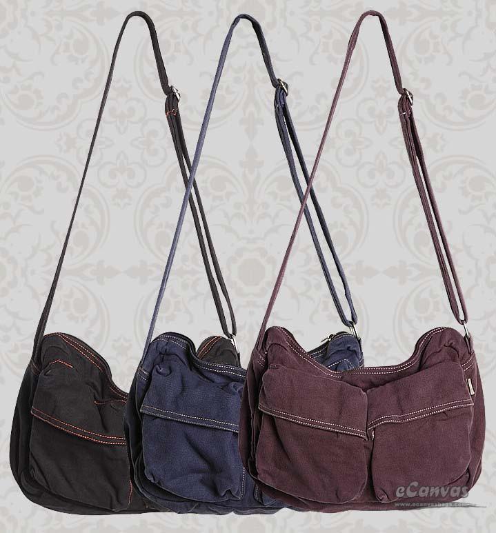 Messenger School Bag Cross Body E Canvasbags