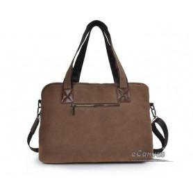 canvas Trendy travel bag