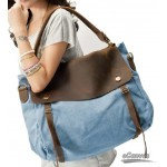 Messenger handbag coffee, messenger bag for women for school