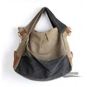 grey hobo messenger bag