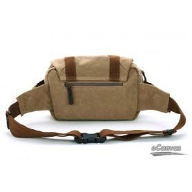 khaki fashion waist pack