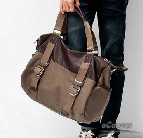 Huge messenger bag black, coffee distressed messenger bag - E ...