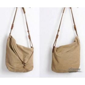 khaki Funny messenger bag
