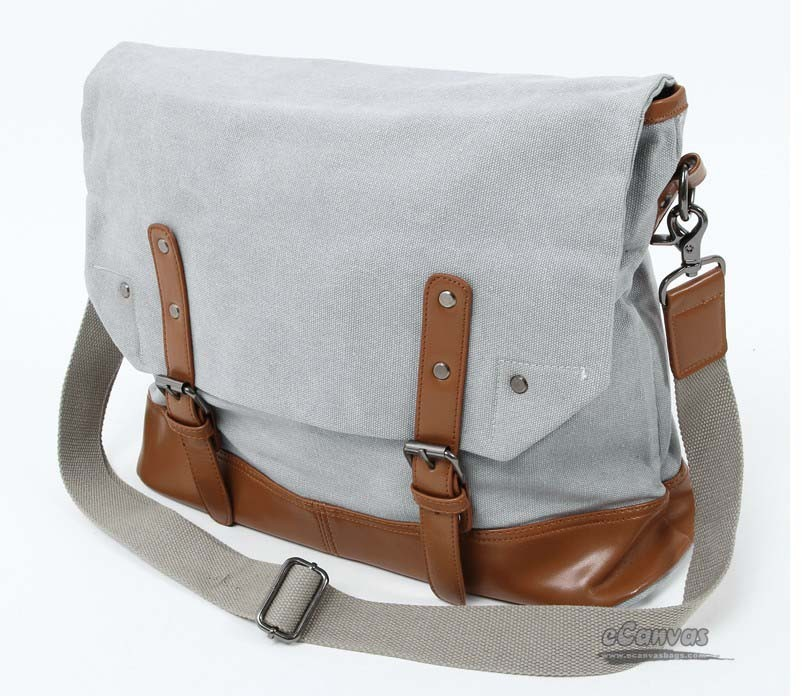 Women Grey Large Messenger Bag