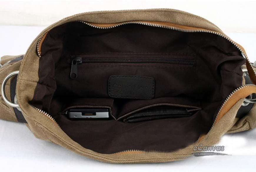 565829106e ... canvas sports messenger bag  Stylish messenger bag for women black ...