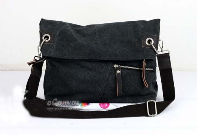 89cc891069eb ... women black  black sports messenger bag ...