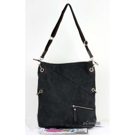 canvas Stylish messenger bag for women
