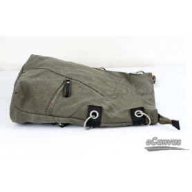 army green sports messenger bag