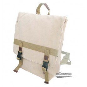 Organic Canvas Backpack
