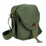 Utility messenger bag black, army green vertical messenger bag