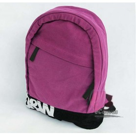 purple Sport Travel Canvas bag