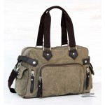 coffee Canvas utility bag