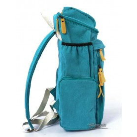 15 laptop backpack blue