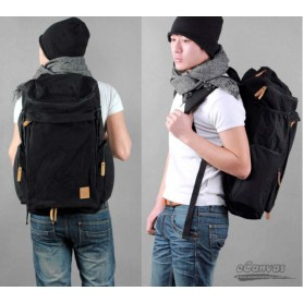 15 laptop backpack canvas