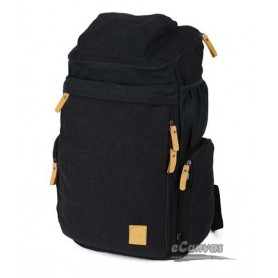 canvas Funky backpack black