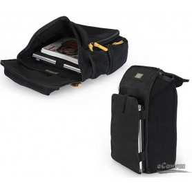 black 15 laptop backpack