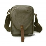 Bag for men army green, khaki best messenger bag