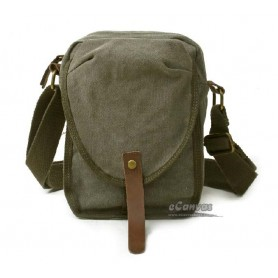 Bag for men army green