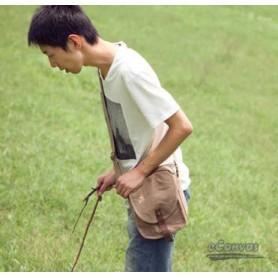 Bag for men khaki