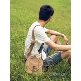 khaki best messenger bag