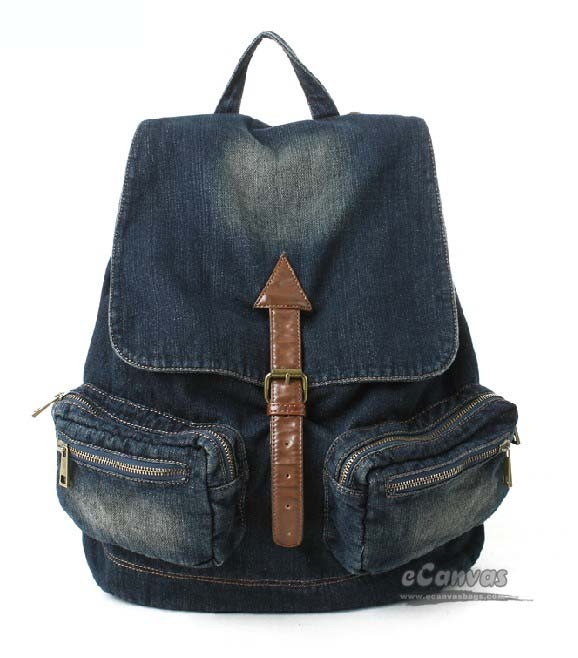 Satchel bag for women, school bag - E-CanvasBags