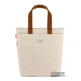 beige Bag canvas