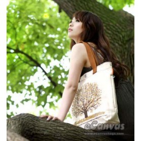 womens grocery bag canvas