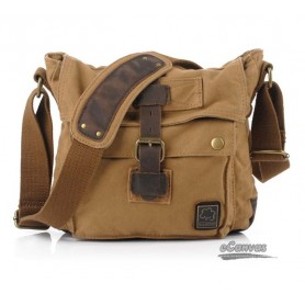 Great Cross-Body Bag, very sturdy and durable, blue & khaki