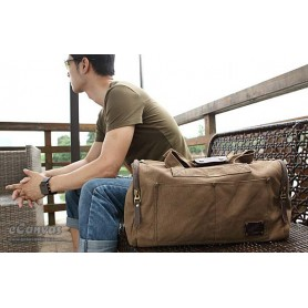 coffee personalized travel bag