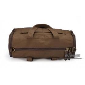 vintage Mens weekend travel bag
