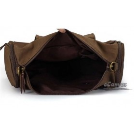 retro Mens weekend travel bag