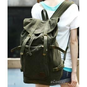 Girls Backpacks Personalized Army Green Heavy Duty