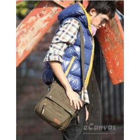 IPAD crossbody messenger bag for men