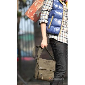 mens eco friendly messenger bag