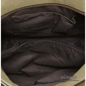 Travel bag for men khaki
