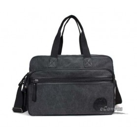 Travel bag for men black
