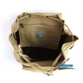 Canvas Backing Bag