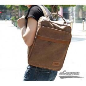 coffee backpack in school