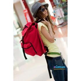 Classic rucksack for women