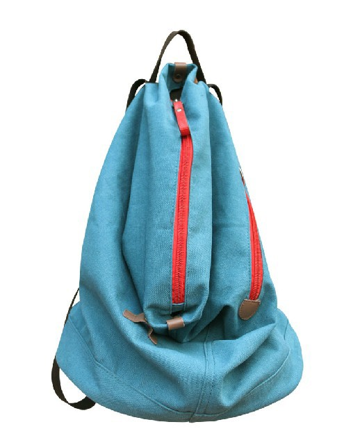 Urban backpack coffee, blue girls backpacks for school