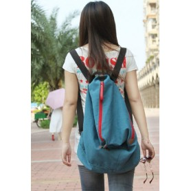 Urban backpack blue