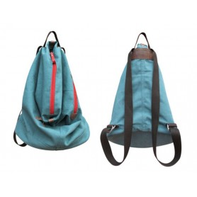 blue girls backpacks for school