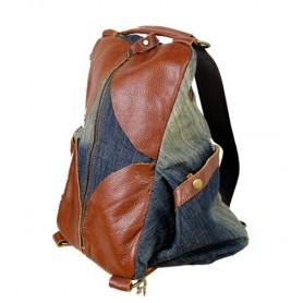 Girls backpacks personalized, blue messenger bag school