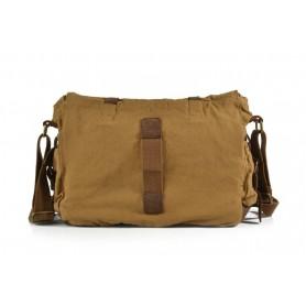 canvasLarge messenger bags for men