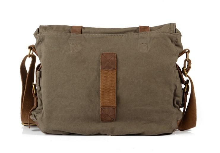 3efb5a18a96d Khaki messenger bag army green
