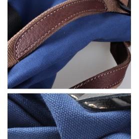 canvas shoulder messenger bag
