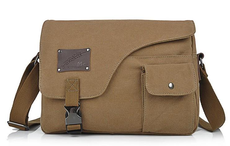 Ipad Messenger School Bag Messenger Shoulder Bag E